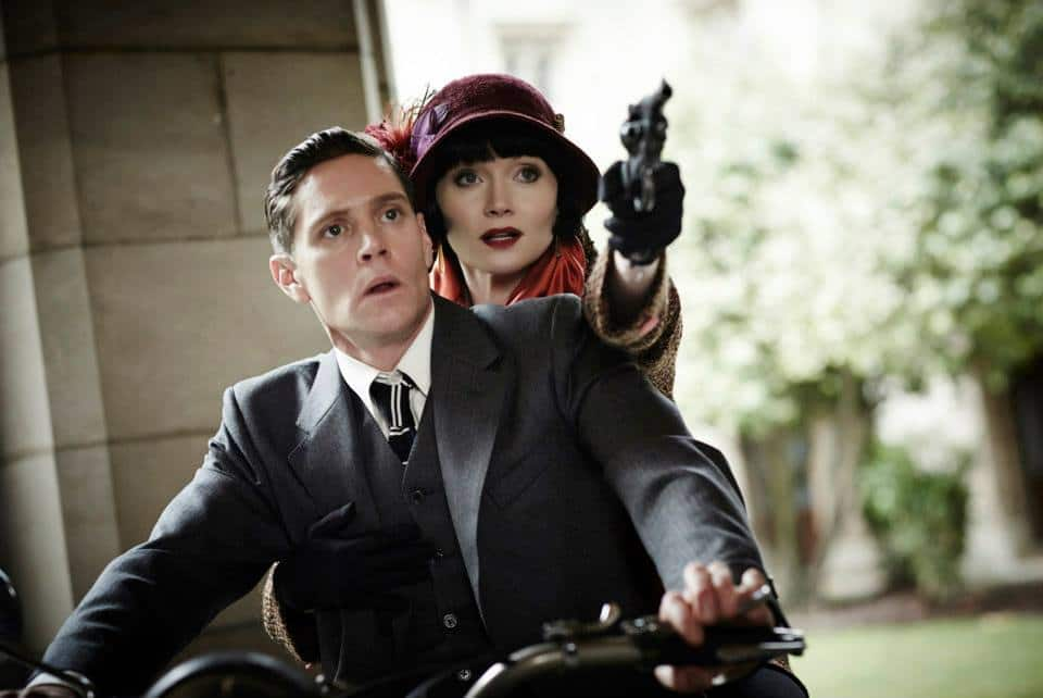 show review miss fishers murder mysteries