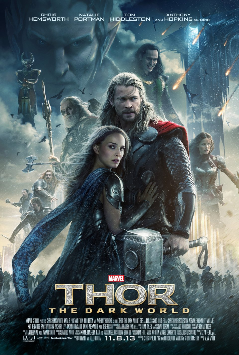 Thor: The Dark World Film Review