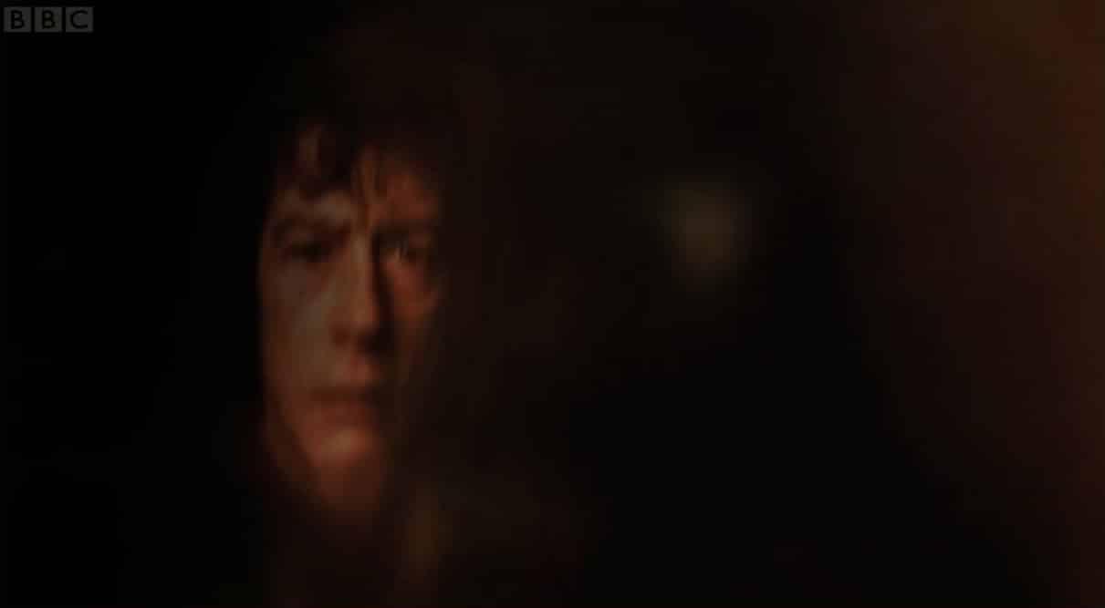 The War Doctor (John Hurt). Photo: BBC