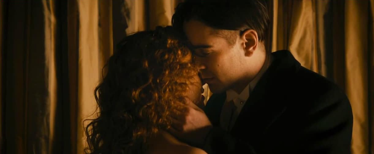 Winter's Tale starring Jessica Brown Findlay and Colin Farrell. Photo: Warner Bros