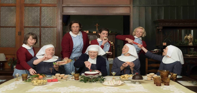 2013 TV Picks - Call the Midwife