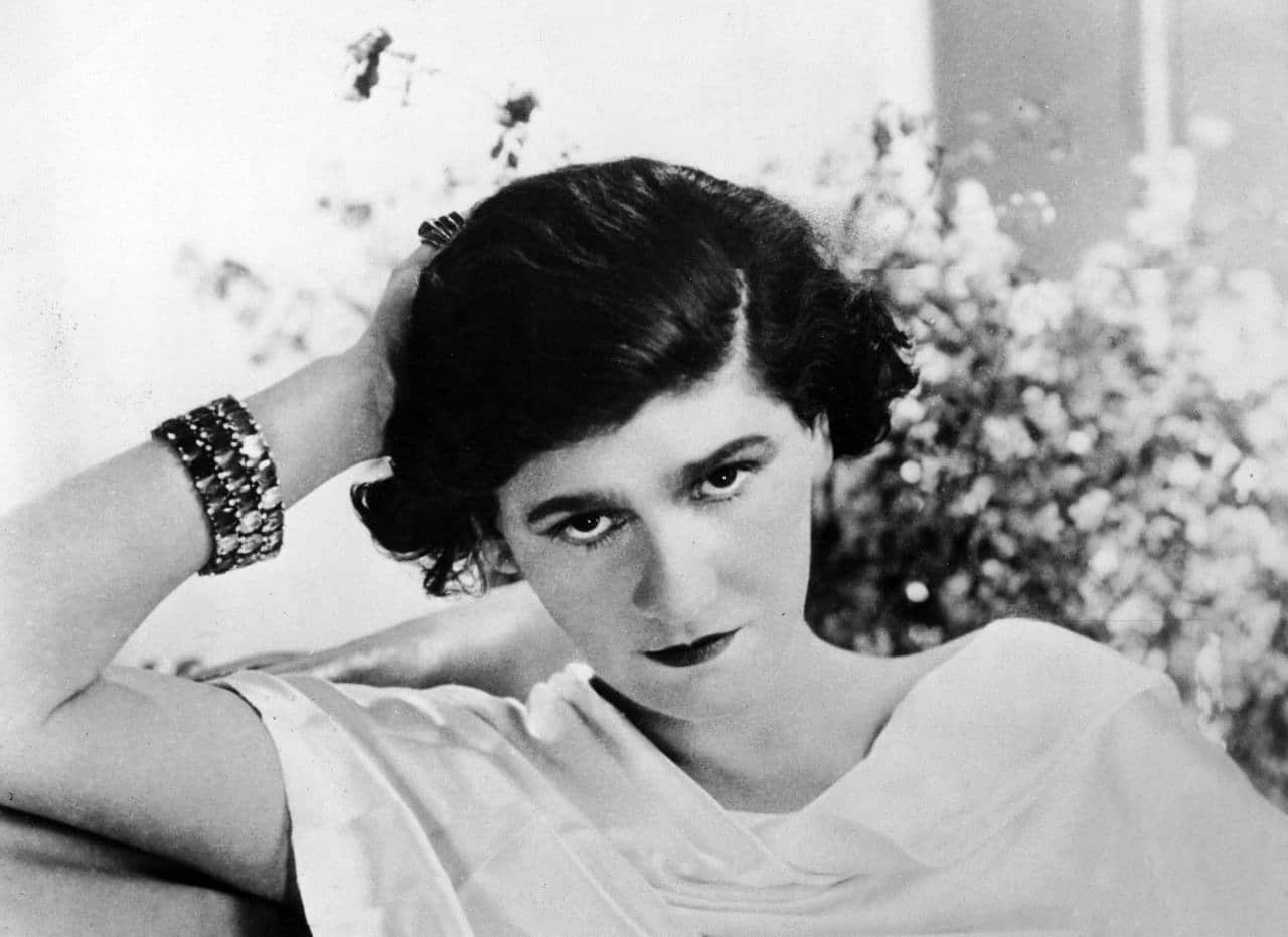 Coco Chanel in 1920.