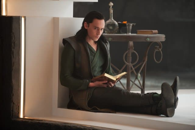 Loki (Tom Hiddleston) in Thor: The Dark World. Image Credit: Marvel