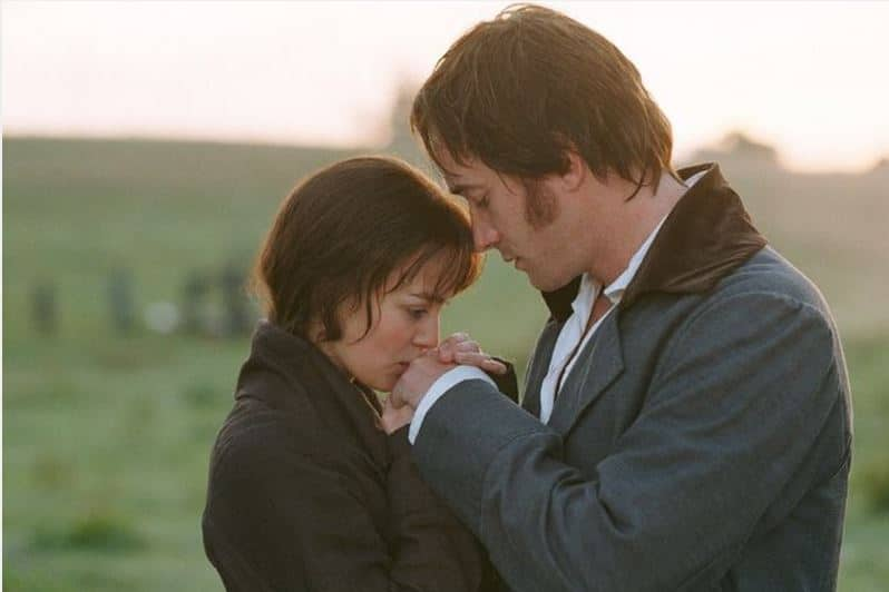 Pride and Prejudice Focus features; The Appeal of the Old-Fashioned Romance