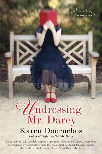 Book Review: Undressing Mr. Darcy