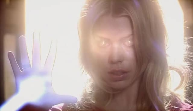Bad Wolf defeating the Daleks and 'ending' The Time War.