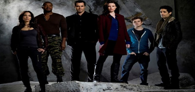 Continuum - 2013 TV Picks