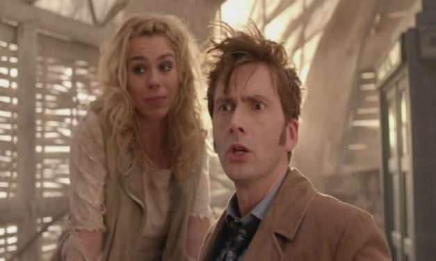 "Doctor Who Theory – Was ""The Moment"" in Day of the Doctor Actually Bad Wolf?"