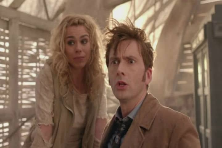 """Doctor Who Theory – Was """"The Moment"""" in Day of the Doctor Actually Bad Wolf?"""