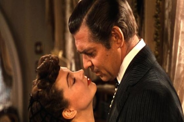 Clark Gable and Vivienne Leigh in Gone With the Wind Photo: Selznick International Picture and MGM