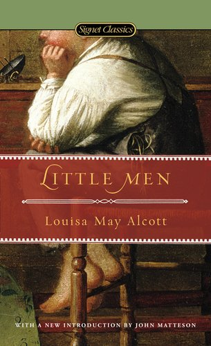 Vintage Book Review: Louisa May Alcott's Little Men