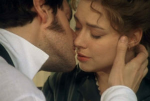 north and south featured image romantic moment of the week - Mr. Thornton and Margaret Hale