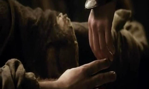 Romantic Moment of the Week: Tauriel and Kili