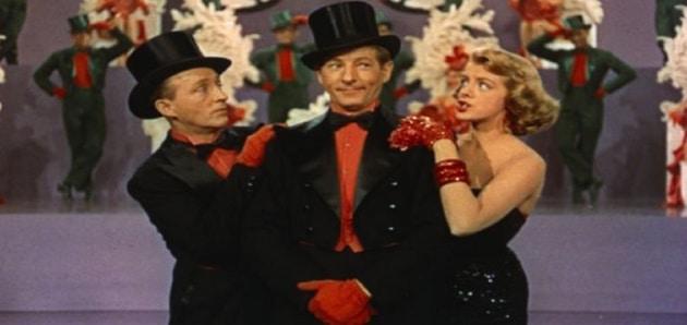 Vintage Christmas -White Christmas (1954)