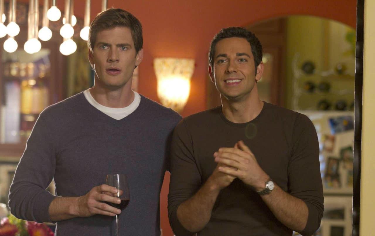Devon and Chuck in NBC's Chuck.