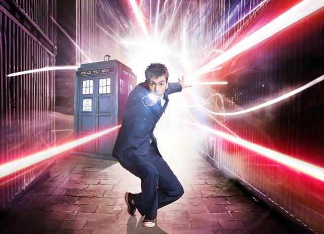 Doctor Who (David Tennant) Photo: BBC