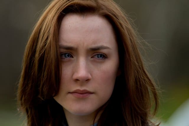 Saoirse Ronan in The Host Photo: Chockstone Pictures