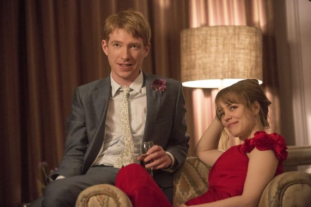 Domhnall Gleeson and Rachel McAdams in About Time Photo: Universal Pictures