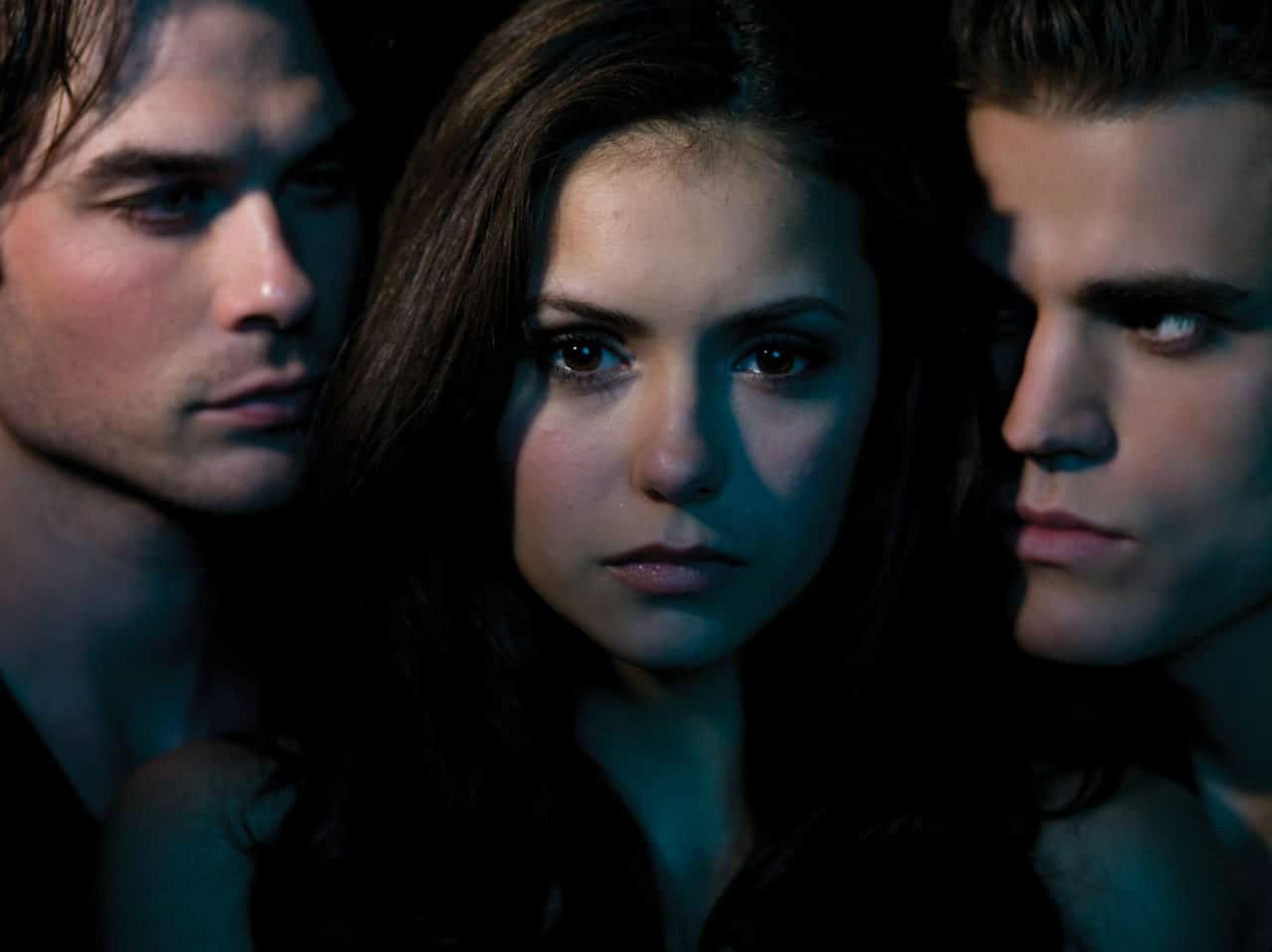 Top 25 Hottest TV Love Triangles