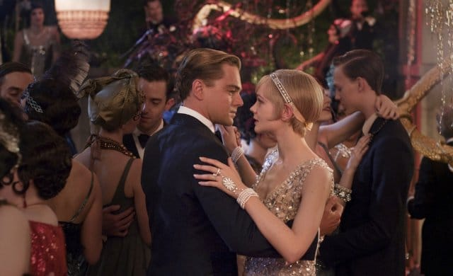 Leonardo DiCaprio and Carey Mulligan in The Great Gatsby. Photo: Warner Brothers