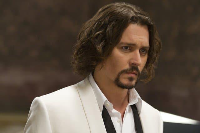 Johnny Depp. Photo: Columbia