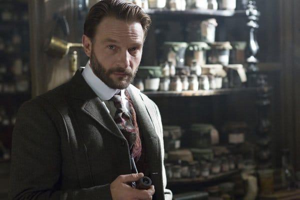 Thomas Kretschmann as Abraham Van Helsing.