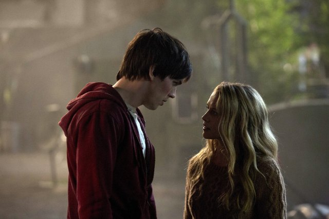 Nicholas Hoult and Teresa Palmer in Warm Bodies. Photo: Summit Entertainment