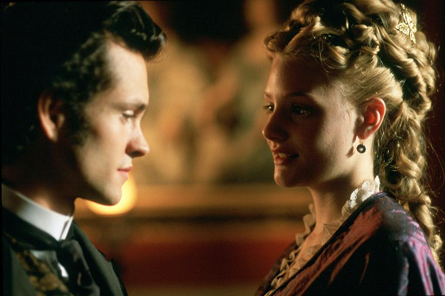 Daniel (Hugh Dancy), and Gwendolen (Romola Garai) in Daniel Deronda Photo: BBC