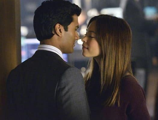 Gabe and Catherine from Beauty and the Beast Photo: CW
