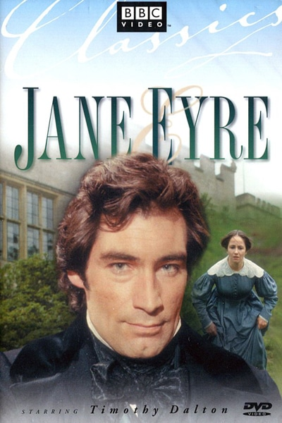 1983 jane eyre dvd poster