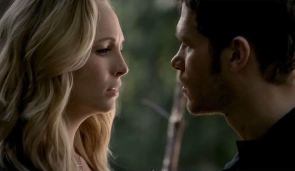 Klaus and Caroline final