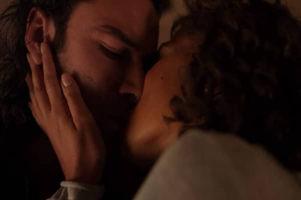 Mitchell and Annie Kiss in season 3 of Being Human (UK) Photo: BBC