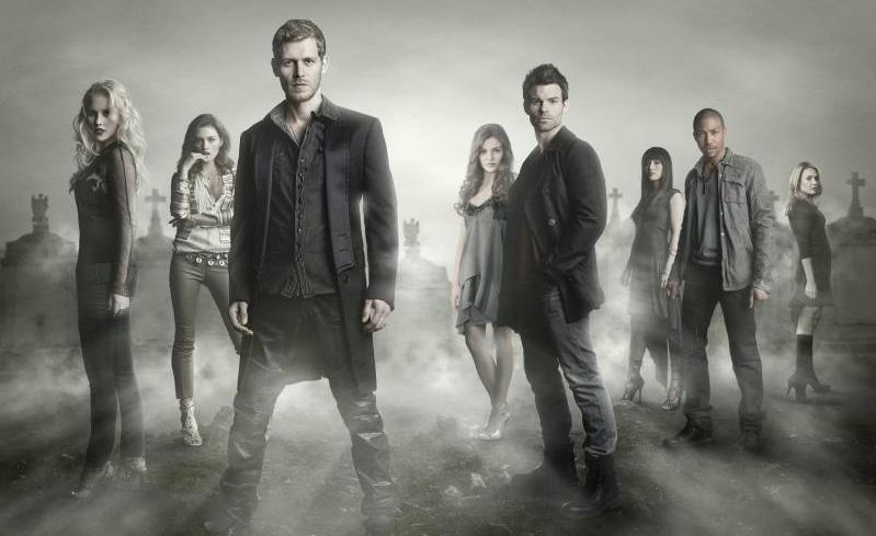 The cast of The Originals. Photo: CW