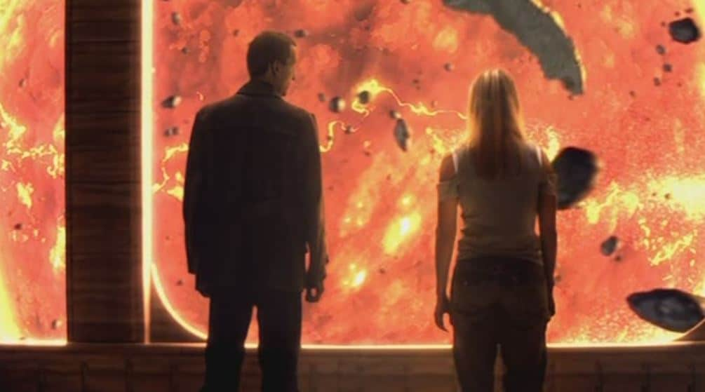 Doctor Who Re-Watch – The End of the World