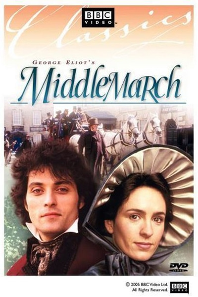 Middlemarch DVD cover