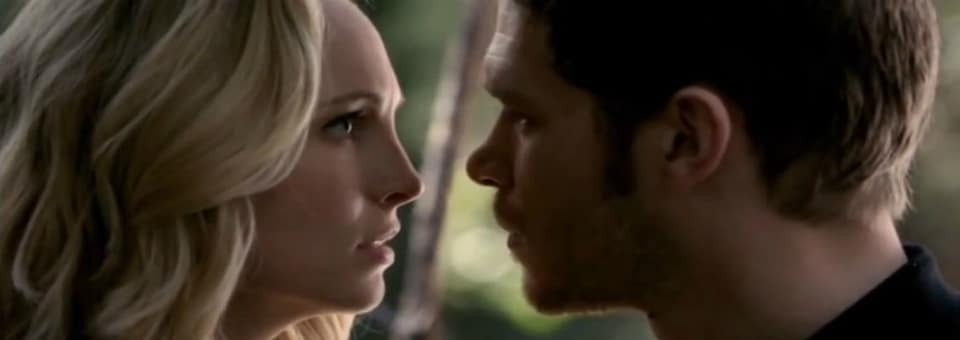 Romantic Moment of the Week: Klaus and Caroline