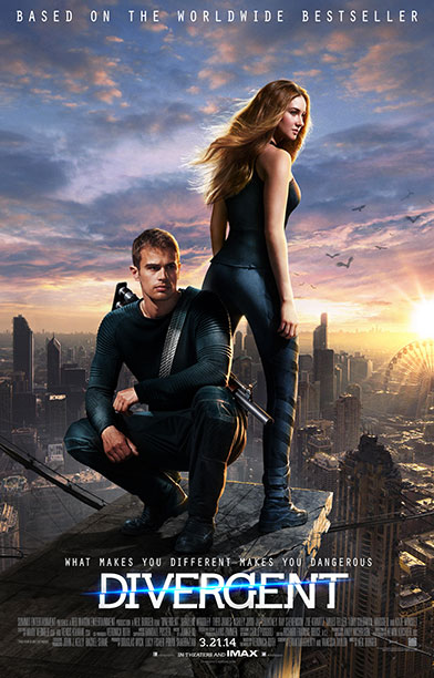Divergent Film Review
