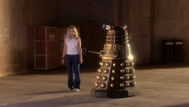 Rose and the Dalek main picture