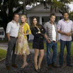 The cast of Hart of Dixie.  Photo: CW