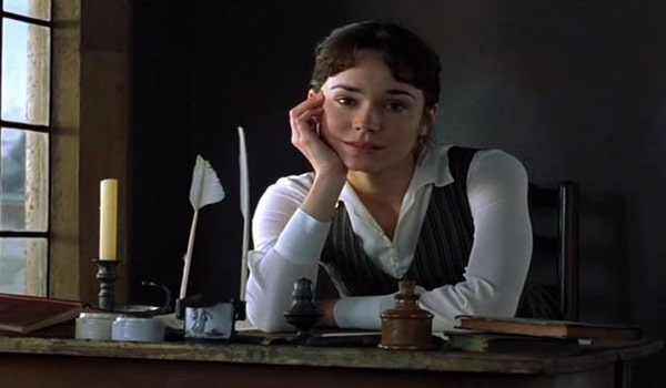 Top 40 Introverted and Shy Female Characters in Film and Television - Fanny Price