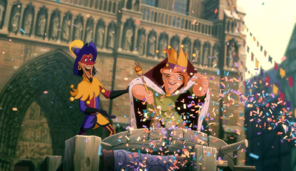 The Hunchback of Notre Dame Picture: Disney