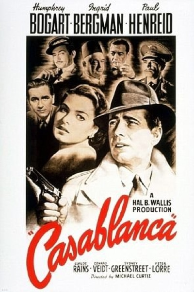 a review of casablanca a film by michaela curtiz