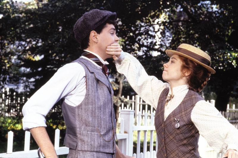 Anne Of Green Gables And Gilbert