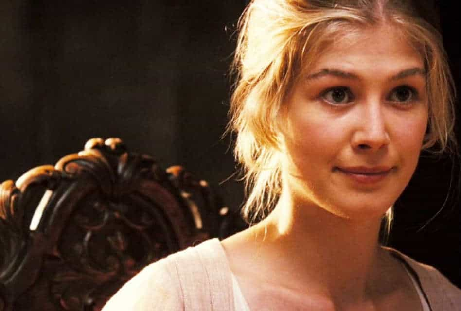 Top 40 Introverted and Shy Female Characters in Film and Television - Jane Bennet