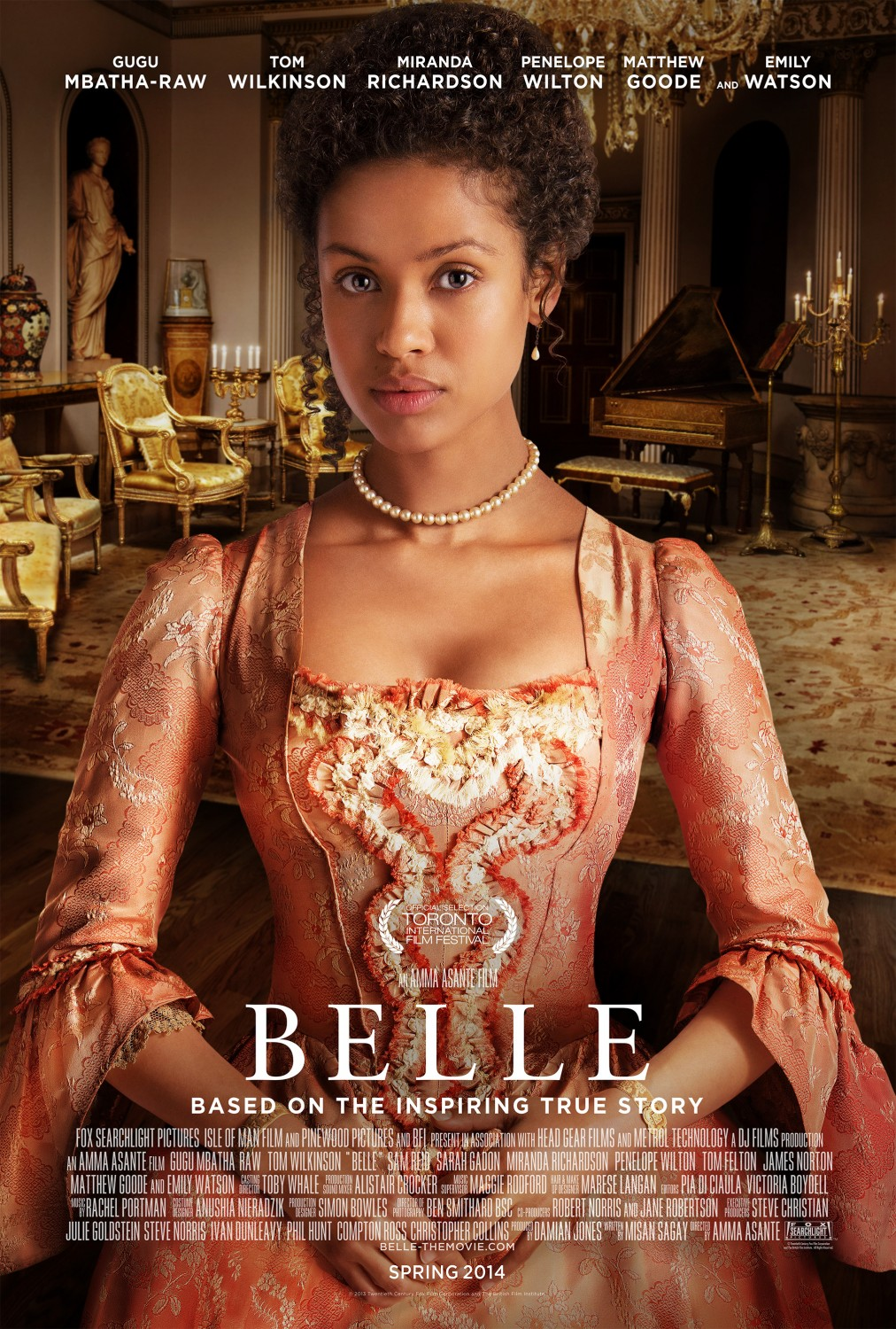 Belle Film Review