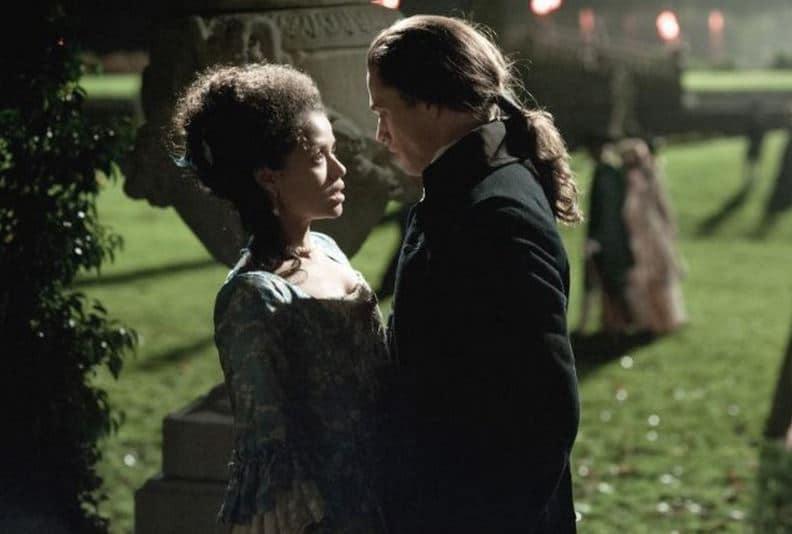 Belle and Davinier. Photo: Fox Searchlight