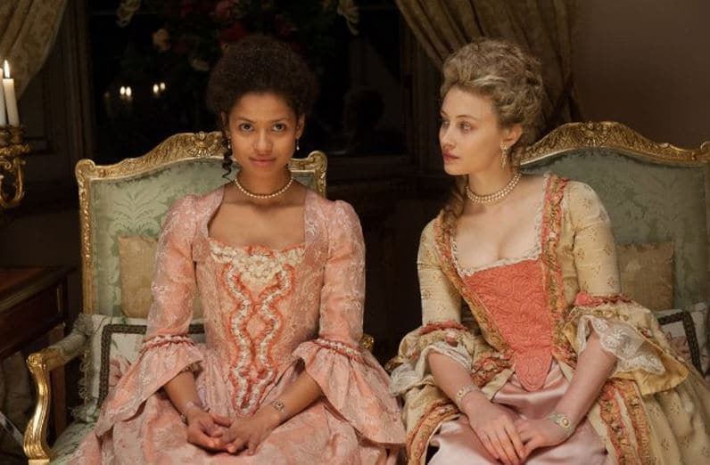 Belle and Elizabeth Photo: Fox Searchlight