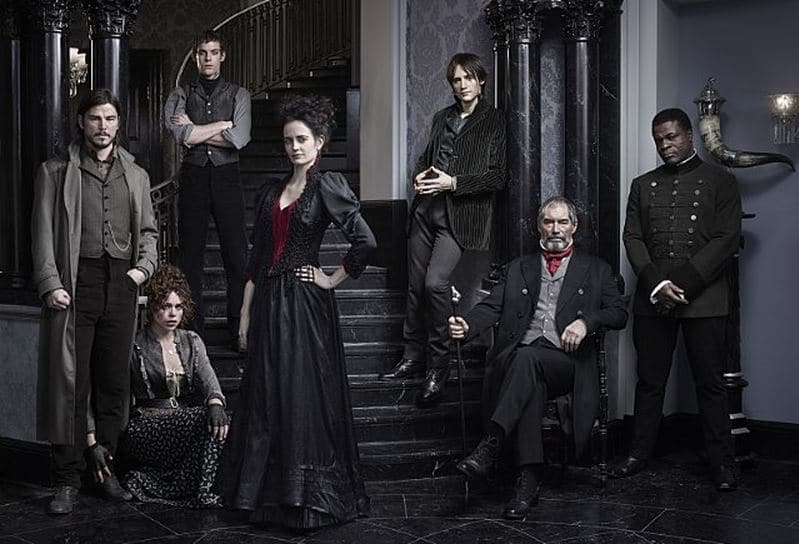 Penny Dreadful Photo by Jim Fiscus - Showtime