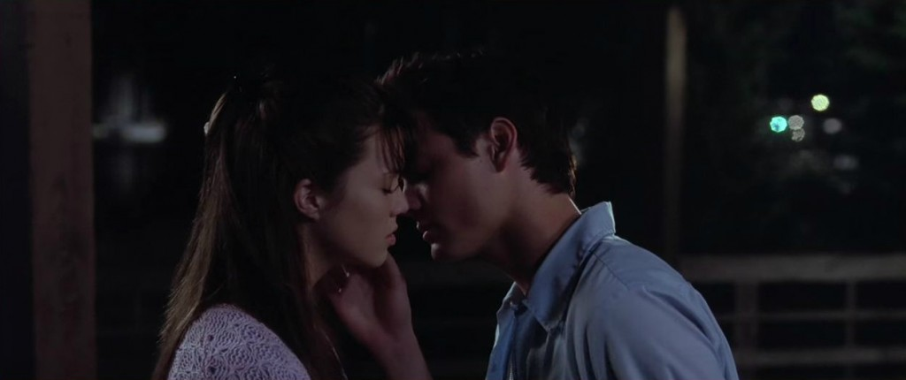 A Walk to Remember starring Mandy Moore and Shane West. Photo: Warner Bros