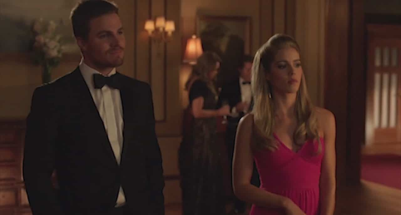 [New Music Video] Oliver and Felicity – Arrow – Oliver's Girl Friday